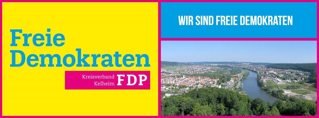 FDP-Kreisverband Kelheim Logo
