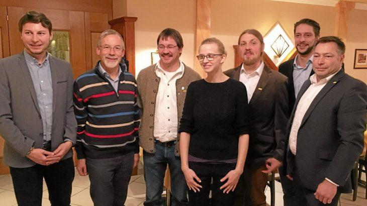 Aufstellung der FDP Kelheim zur Land- und Bezirkstagswahl 2018