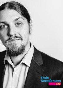 Jake Curtis - FDP Landtagskandidat