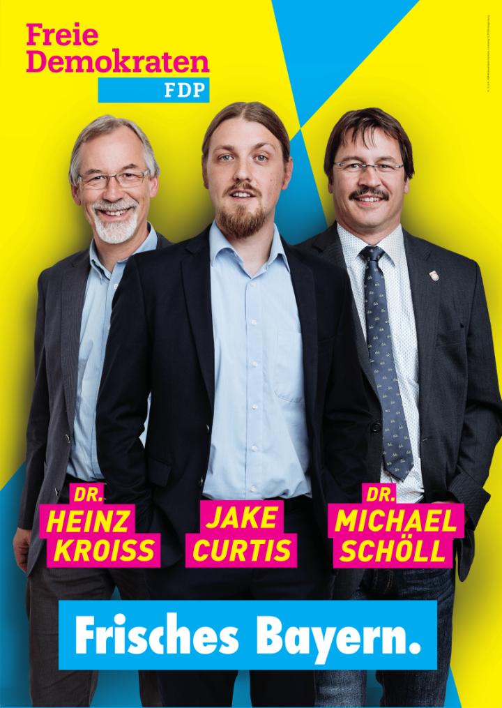 FDP Kelheim Kandidaten